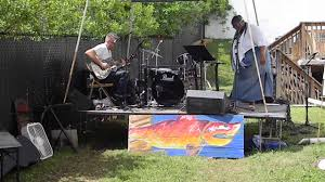 180519 Avis Berry & Eric - Backyard Blues at Blue Tavern -- Youtube by Jazz  & Blues Florida - YouTube