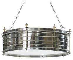 image of drum pendant lighting fixtures