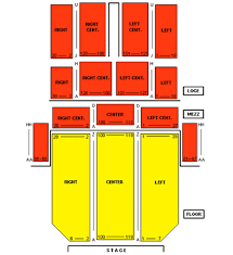 fisher theatre detroit seating chart
