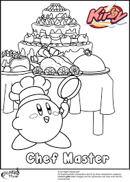 Small Picture Kirby Coloring Pages Photos Video Game Coloring Pages Coloring