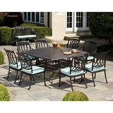 elegant square patio dining table dining room furniture 8 seat patio table vidrian with outdoor