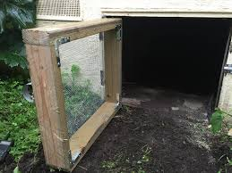 Decorating crawl space door images : Gallery – Humane Wildlife Control
