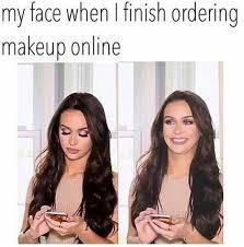 19 hilarious memes that only makeup