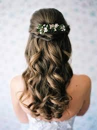 Svatební účesy Rozpuštěné Vlasy