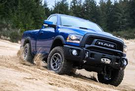 2018 ram truck using the aev proccal in sand