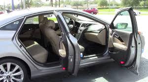 2012 Hyundai Azera Limited Fully Loaded Interior Review - YouTube