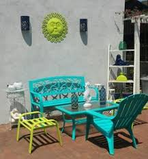 lime green patio furniture. colorful outdoor patio furniture turquoise lime green navy blue sitting area r