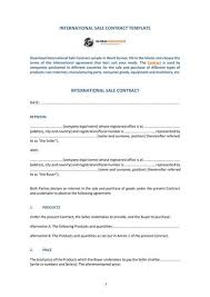 Simple sales contract template 13 simple sales contract samples templates pdf google docs simple sales contract sample 9 examples in word pdf Free 9 Sales Contract Samples In Pdf Ms Word