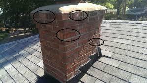 diy repairing chimney s tuckpointing