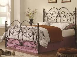 Metal Bedroom Furniture London Metal Bed Andrews Furniture And Mattress