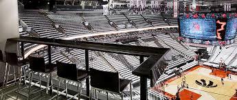 500 600 Level Theatre Suites Scotiabank Arena