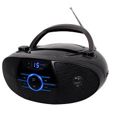jensen portable stereo cd player