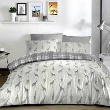 cover bedding set charcoal 14 99