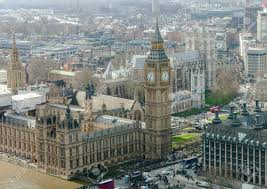 big view photography. Simple View Aerial View Of Big Ben And Westminster Abbey In London City Stock Photo   75705800 Intended View Photography