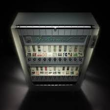 Cigarette Vending Machine For Sale Fascinating Artomat Retired Cigarette Vending Machines Converted To Sell Art