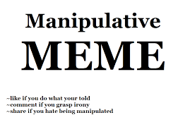 NonModern: Manipulative Memes via Relatably.com