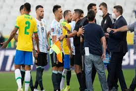 FIFA World Cup 2022 Qualifiers: Brazil vs Argentina clash abandoned  following COVID-19 controversy-Sports News , Firstpost