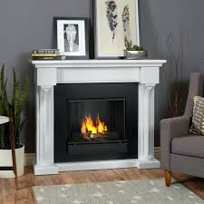 wall mounted gel fueled fireplace real flame gel fuel fireplace