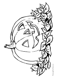 Small Picture Halloween pumpkin coloring pages 018