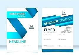 Quad Fold Brochure Template Word New Two Fold Brochure Template Word Ngle Templates 4 Panel