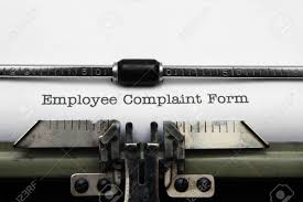 Employee Complaint Form Stock Photo, Picture And Royalty Free Image ...