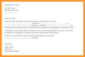 sample two weeks resignation letter 2 week notice resignation letter example cover letter for software engineer best resume format examples two weeks notice 03