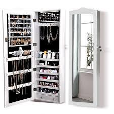 full length mirror jewellery cabinet 3
