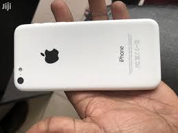 New Apple iPhone 5c 16 GB White in ...
