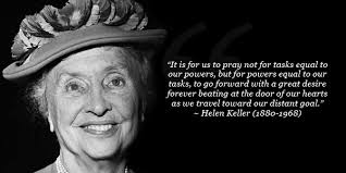Helen Keller – MoveMe Quotes via Relatably.com