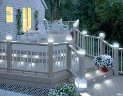 outdoor lighting for decks. Solar Deck Lighting Ideas Home Depot Lights And Post Light Outdoor For Decks
