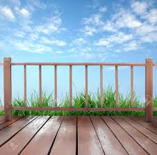 Balcony Fence balcony fence stock photos & pictures royalty free balcony fence 5346 by guidejewelry.us