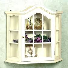 glass fronted wall cabinet display wooden mounted cabinets displa