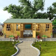20 x 10 billyoh 5000 eden wooden summer house