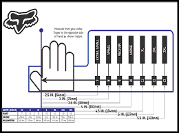 Fox Youth Size Chart Gloves Fox Racing Gloves Size Chart Images Gloves And