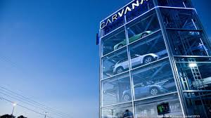 Car Vending Machine Nashville Amazing Inside The Carvana Car Vending Machine Off I48 The First Of Its