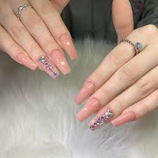 Nail Designs Spring 2019 100 Best Nail Designs Colors For Spring 2019 Simple Nail