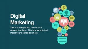 Digital Marketing Powerpoint Template Marketing Presentation
