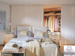 40 Creative Walk In Wardrobe Behind Bed Designs Bedroom Small Beauteous Paint Designs For Bedroom Creative Plans