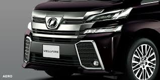Toyota VellFire - Trust & Reliable Japan Car Exporter