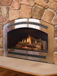 all about fireplaces and fireplace surrounds diy ina premier mantel steel surrounds stainless steel trim for fireplace by