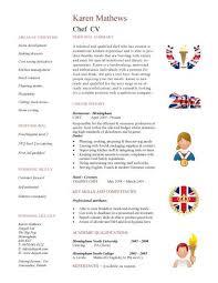 London Olympic Cv Templates