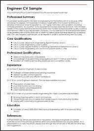 Software Engineer CV Example and template   Salman uddin     Template net