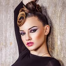 """ARTE-CREO on Instagram: """"Сценический образ для европейской программы танцев  выполнили стилисты имидж-студии @art…   Ballroom hair, Dance hairstyles,  Dancesport hair"""