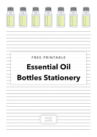 printable bottles stationery writing paper tortagialla  printable bottles stationery writing paper