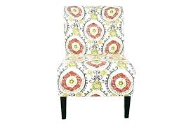 Blue Patterned Chair Adorable Blue Floral Chair Patterned Accent Image Of Fantasy Price In India