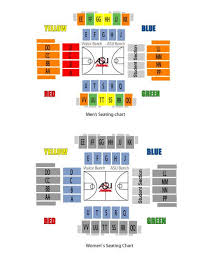 Basketball Seating Chart Arkansas State Athletics Official