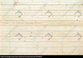 Detail Einer Hellen Holzfassade Aus Horizontalen Lizenzfreies Foto