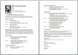 ... How To Create Resume 20 Make A Cv Khafre .