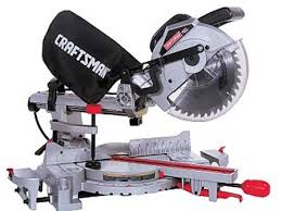 craftsman sliding miter saw. craftsman 10 in. sliding miter saw