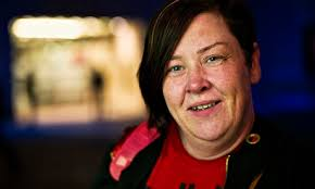 Deirdre Kelly AKA 'White Dee' of Benefits Street. 'The show did us bad – but no one would really give two hoots about what I had to say before. - Deirdre-Kelly-AKA-White-D-011